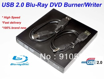 Free Shipping, this is Bluray DVD Burner, external optical dvd blue ray drive