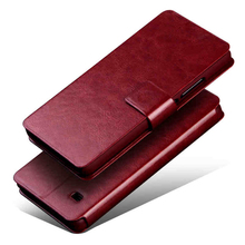 Fashion Luxury Flip Case For Lenovo S860 Leather Wallet Stand Phone Accessories Cover 1PC/LOT(5 Color Available)