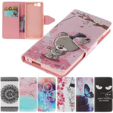 Buy Mobile Phone Cases Bag Doogee X5 X 5 Wallet Cover Soft Silicon Case Coque Etui Capinha Fundas Capa Cat Beer Butterfly Plum for $3.40 in AliExpress store