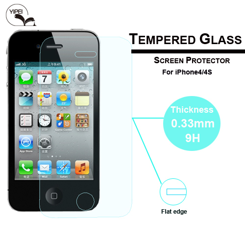 Hot Sales!!New Strong 0.33mm 9H Tempered Glass Screen