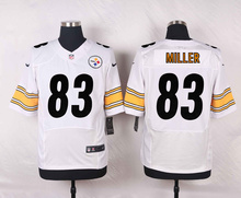 Pittsburgh Antonio Brown Heath Miller Ryan Shazier Le'Veon Bell Ben Roethlisberger Elite for men,camouflage(China (Mainland))