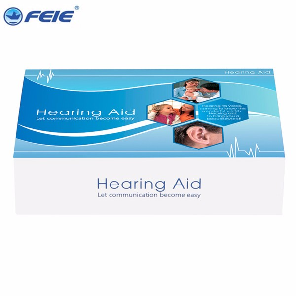 free shipping ear care medical ear machine pocket hearing amplifiers S-6D hearing aid
