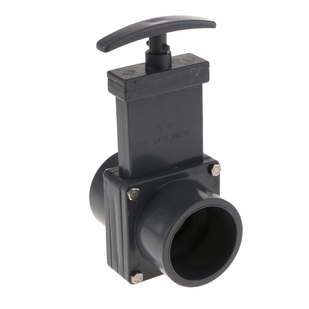 Dump Valve RV Drain Sewer Waste Valve Assembly with Seals