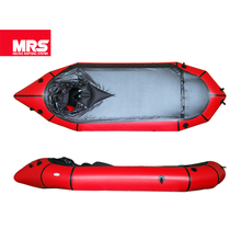 Micro Rafting Systems Packraft Inflatable boats Canoe Single  Long(China (Mainland))