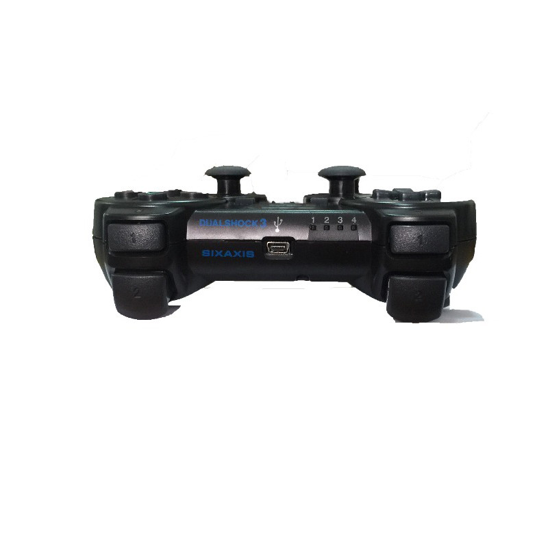 New Wireless Bluetooth remote Game Pad Joypad Controller for PS3 DualShock 3 gaming console black(China (Mainland))