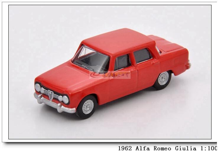 Kyosho 1:100 ALFA ROMEO GIULIA Alloy car model toys(China (Mainland))
