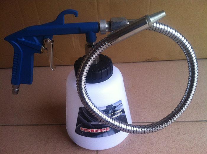 Car Wash High Pressure Tornador Cleaning Gun Auto Cleaner Car Wash Foam Gun Pressure Washer Gun(China (Mainland))