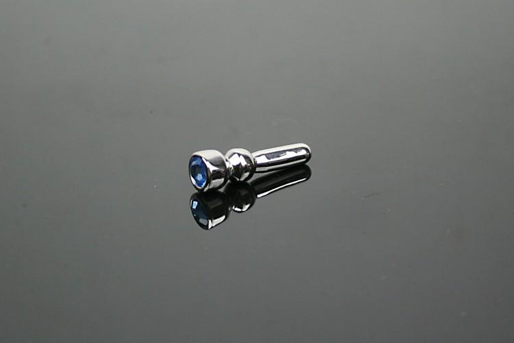 48 * 8 мм из нержавеющей стали катетер звучит уретры расширители ювелирных пенис плагин звук секс продукты зондирования секс игрушки