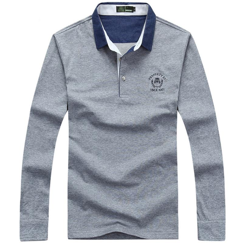 Free shipping polo 2016 Men Cotton Mens Polo Shirts brands ...