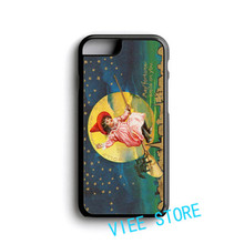 Vintage Halloween Card fashion case cover for Samsung galaxy S3 S4 S5 S6 S6 Edge S7 Edge Note 3 Note 4 Note 5 #tu385(China (Mainland))