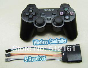 Robot PS2 Controller & Receiver Handle for Robot Spider Biped DIY