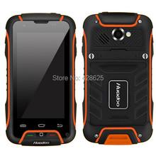 Original Huadoo V3 Rugged Waterproof Mobile Phone MTK6582 Quad Core 1.3GHz 1GB RAM 8GB ROM Android 4.4 4.0 inch 8.0MP Camera