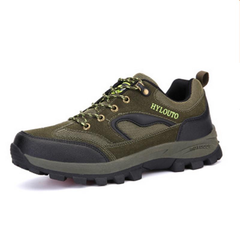 2016 men shoes outdoor hiking shoes sneakers zapatillas deportivas senderismo hombre trekking shoes