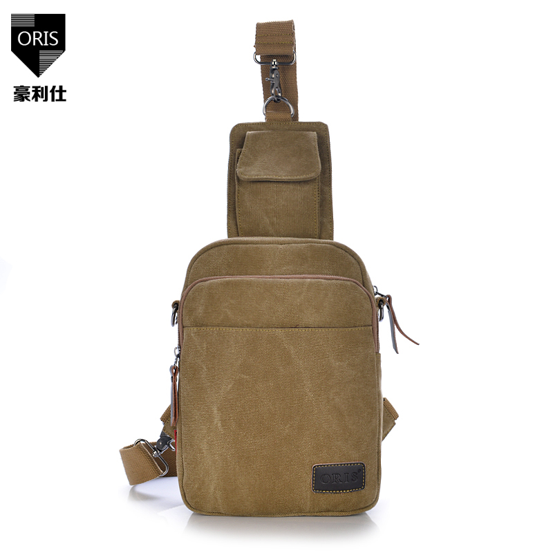 2015 male fashion casual cross body bag washed canvas tote bags Messenger bags Travel camping(China (Mainland))