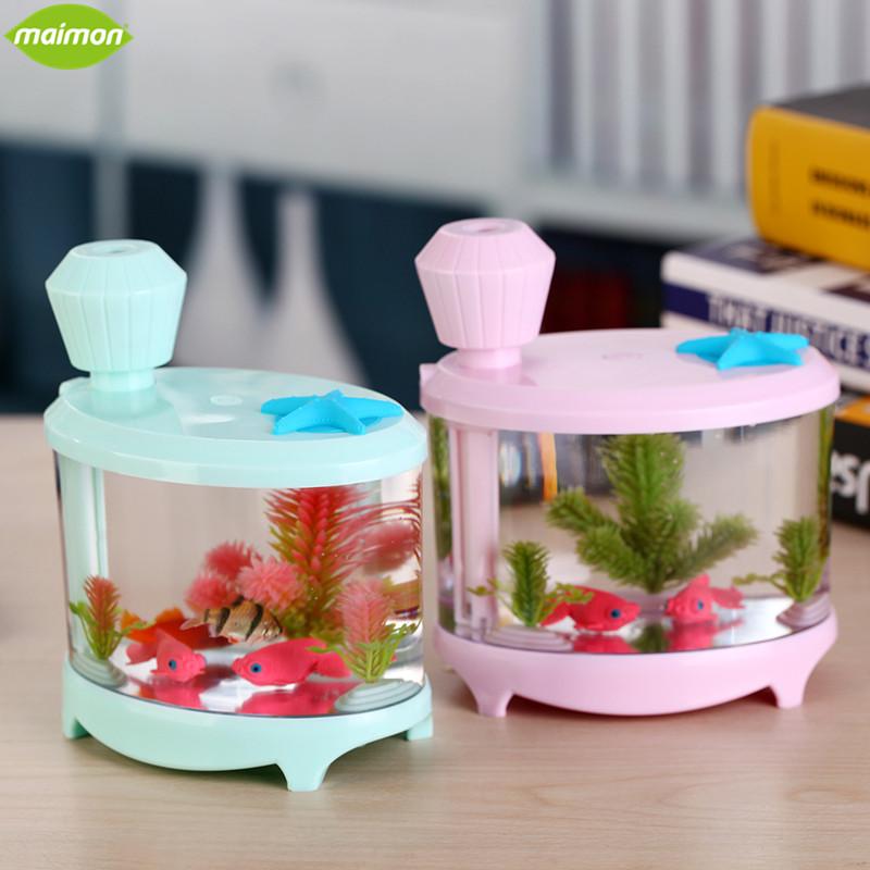 Poissons aquarium lumi re de nuit promotion achetez des for Promotion poisson aquarium