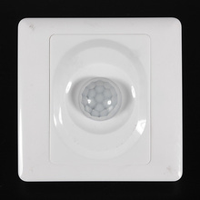 2015 New Arrival Infrared IR Body Motion Sensor Auto Wall Mount Control Led Light Switch