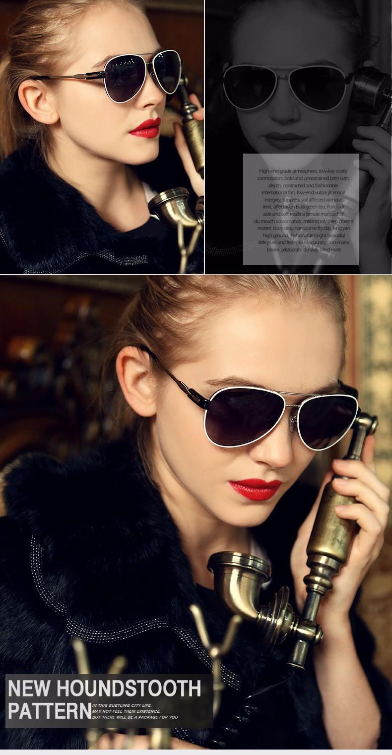 2017 ladies Polarized Sunglasses google vintage/retro sunglasses for women original brand designer female with logo sunglasses