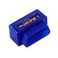 New OBD V2 1 mini ELM327 OBD2 Bluetooth Auto Scanner OBDII 2 Car ELM 327 Tester