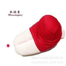 Home textile simulation beauty leg pillow knee pillow cotton pillow creative gifts Cushion(China (Mainland))