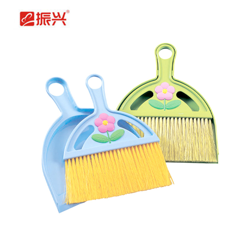 Zenxin 2016 fashion Multifunctional and mini desktop Computer Keyboard Clean Sweep Dust To Dust Small Broom Brush Set(China (Mainland))