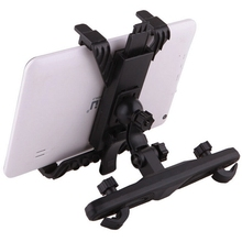 IRULU Car Back Seat Headrest Mount Adjustable Holder For iPad 2/3/4 Stand for Tablet 2015 New Arrival(China (Mainland))