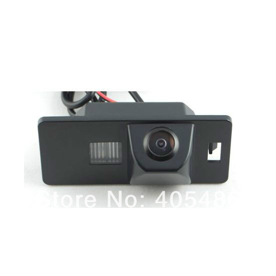 WIFI camera !!! Wireless SONY CCD Chip Car REAR VIEW REVERSE Back Up CAMERA for AUDI A1 / A4 (B8)/ A5 S5 Q5 TT / PASSAT R36 5D(China (Mainland))