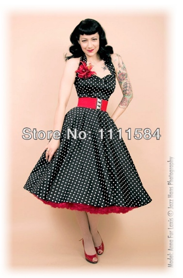 Cheap pin up dresses - Best dress image