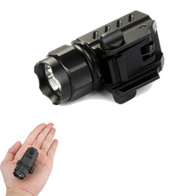 TrustFire G01 2-Mode 600LM LED Outdoor Flashlight Handgun Torch Light Waterproof Portable Flashlights(China (Mainland))