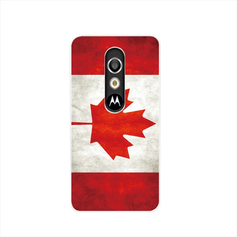 09856 Retro Canada National Flag cell phone case For Motorola Moto G3 G 3rd Gen 2015 XT1541 XT1542 XT1543(China (Mainland))