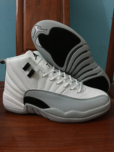 new 2016 women air jordan 12 xii retro shoes ovos master french blue pink with original box for sale woman size US5.5 to 8.5(China (Mainland))