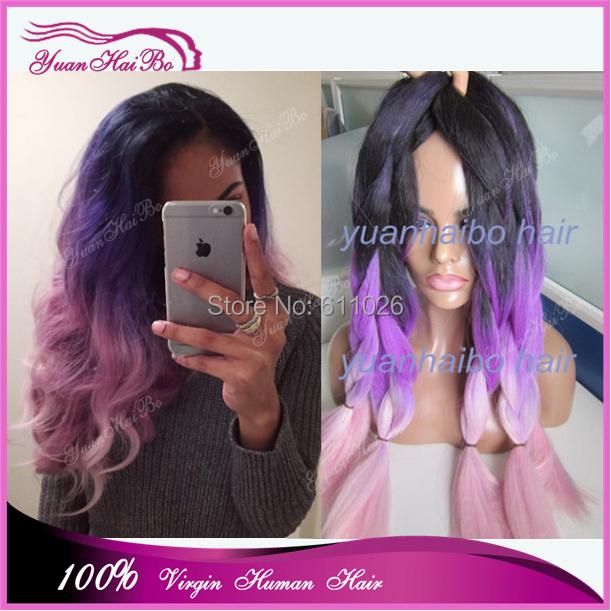 2015 20in folded cheap synthetic X-pression 100% kanekalon ombre jumbo braiding hair - YuanHaiBo Wig & Hair store