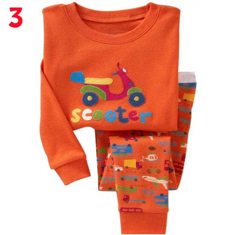 Winter Babys Sleepwear Cotton Boys Pyjamas Girls Children's Clothes Baby Sets Underwear kids pajama sets - and Children Store store