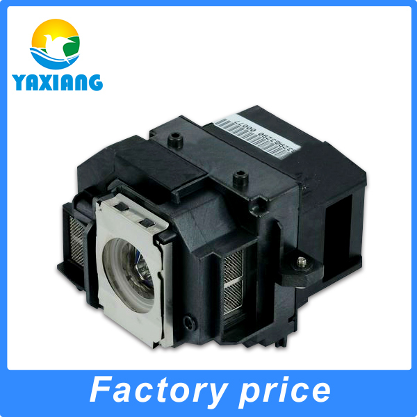 Фотография Original projector lamp ELPLP66 / V13H010L66 with Housing for EPSON projector MovieMate 85HD