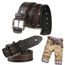 Summer 2015 male shorts hot sale two buckle pocket fashion slim men s shorts causual candy