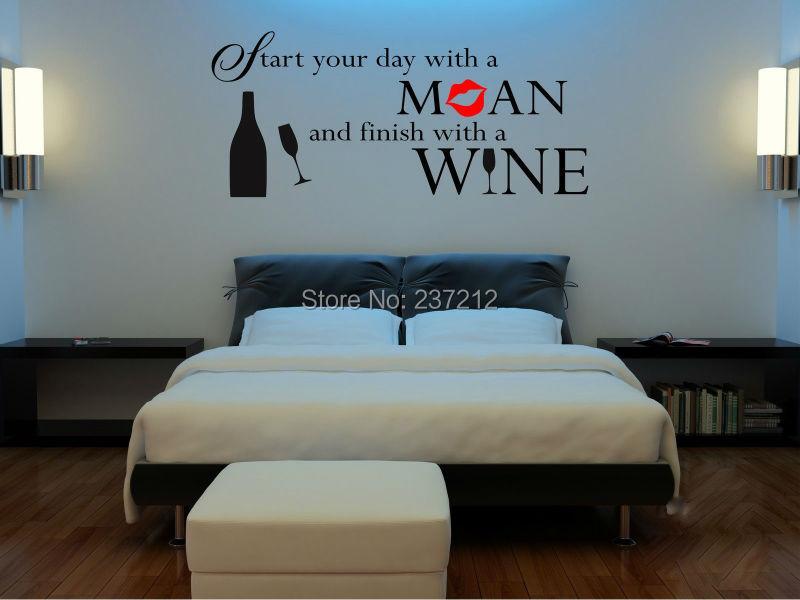 Aliexpresscom  Buy Funny Adult Alcohol Quotation On Wine