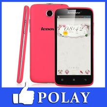 "Original Lenovo A516 Mobile Phone MTK6572 Dual Core Dual SIM 512MB/4GB  4.5"" IPS Android4.2 5MP Smartphone GPS 3G WCDMA Russian(China (Mainland))"
