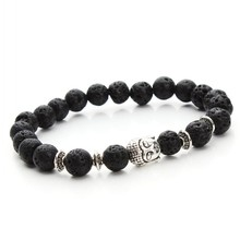 Buy 2015 Fashion jewelry buddha beads bracelet elastic rope, bracelet men, Natural stone bracelets women Pulseras mujer for $1.03 in AliExpress store