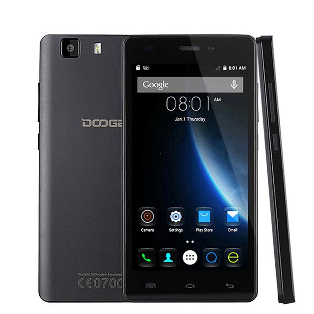 """Original Doogee X5/X5 Pro Android 5.1 5.0"""" HD 1280*720 Quad Core 1GB/2GB RAM+8GB/16GB ROM 2.0MP+5.0MP 4G LTE"""