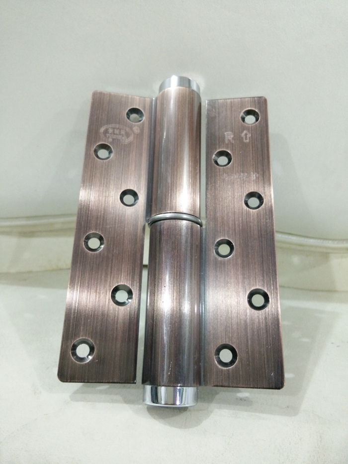 According to multifunctional invisible door hinge hydraulic buffer positioning speed adjustable dynamics closers 140/(China (Mainland))