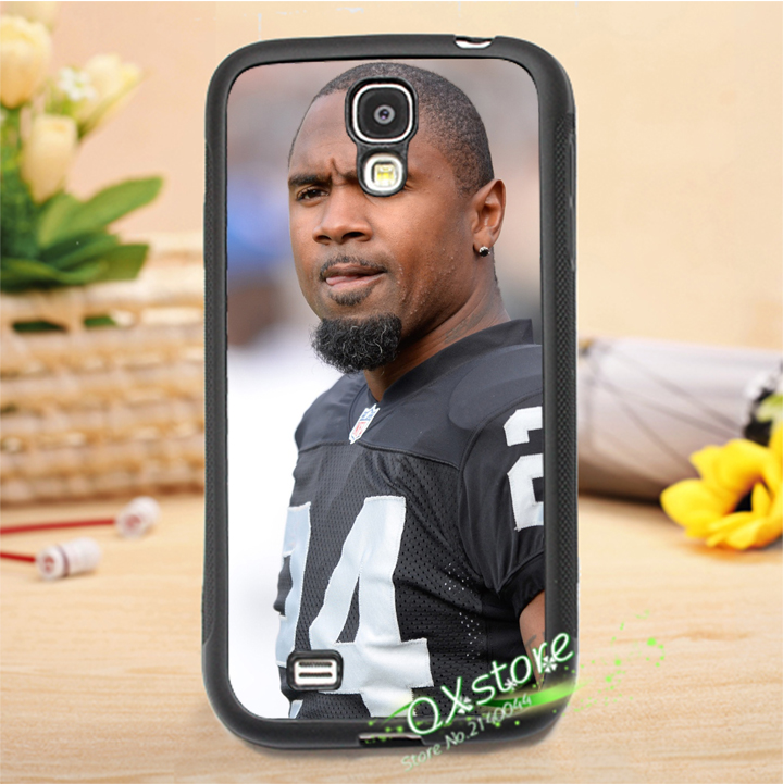 Charles woodson American football case for Samsung galaxy S3 S4 S5 S6 S7 S6 edge S7 edge Note 3 Note 4 Note 5 *(China (Mainland))