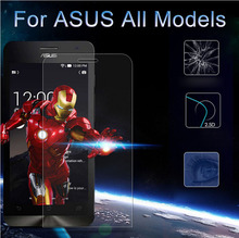 9H Premium Real Tempered Glass Screen Protector Film For ASUS Zenfone go Selfie 4 5 6 C 2 Laser ZE500KL A400CG ZE550KL Padfone S