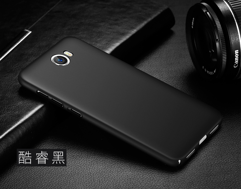 Huawei Y5 ii case matte protective back cover Huawei ascend y5 ii full body cover ultra thin case For Huawei ascend y5ii Case