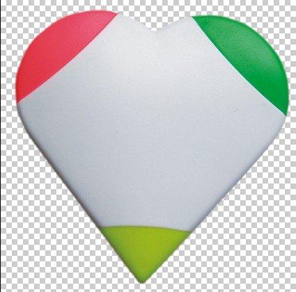 Sweet! New design! special!  love heart shape Promotion gift  highlighter marker pen CH-6215<br><br>Aliexpress