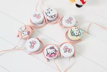 2016 Ear Hook Hello Kitty cartoon earphone for Iphone samsung MI LG Huawei HTC font b
