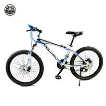 Hot Sales Women Mountain Bike Top Brand Bicicleta 24 Speed 22 inch Unisex Safety Bicycle Fashion BMX 21 Speed Downhill Bike 5832(China (Mainland))