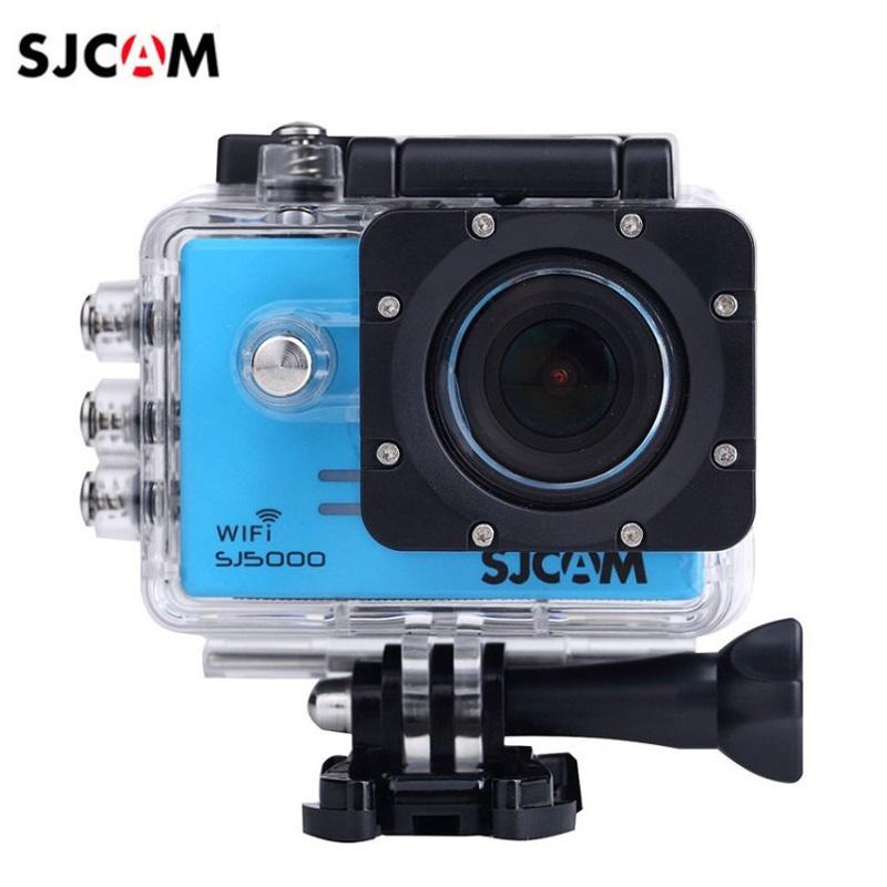 Original SJ5000 WIFI SJCAM Action Cameras Waterproof Video Mini Camera Full HD 1080P 2.0 LCD Sports HD DV DVR 170 Helmet Cam(China (Mainland))