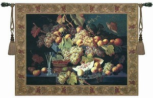 Belgium tapestries Grape festival big size tapestry fabric picture tapestry sofa cover wall hangings mural decorative picture