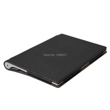 2016 hot sale original protective leather for lenovo yoga tablet 2 tablet case for Lenovo YOGA Tablet 2 10″ Cover +Free Shipping