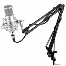 Professional KTV Microphone bm 800 BM800 Condenser Cardioid Pro Audio Studio Vocal Recording Mic KTV Karaoke+ Metal Shock Mount(China (Mainland))