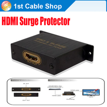 Free shipping&wholesale 10PCS/lot HDMI Surge Protector - Protection Against ESD / Power Surge / Lightning(China (Mainland))
